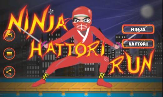 Amazon.com: Ninja Hattori Run: Appstore for Android