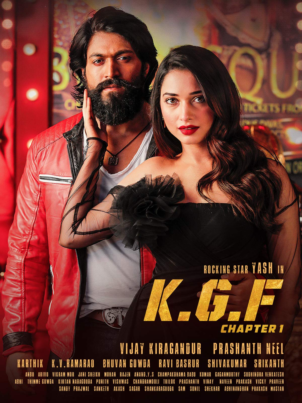 K.G.F: Chapter 1 (Malayalam)