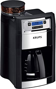 Amazon.com: KRUPS KM785D50, cafetera, color negro: Kitchen ...