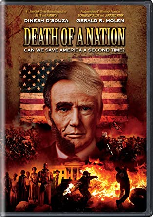 Amazon com: Death of a Nation: Dinesh D'Souza, Bruce