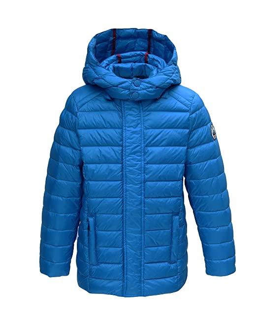 Jott - Chaqueta - Abajo - para niño Azul (Bleu) 7 años