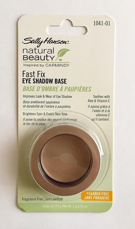 Sally Hansen Natural Beauty By Carmindy Fast Fix Eye Shadow Base. Paraben Free