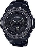 [カシオ]CASIO 腕時計 G-SHOCK G-STEEL 世界6局対応電波ソーラー GST-W110BD-1BJF メンズ