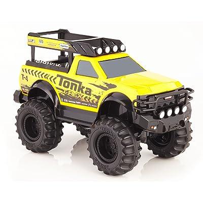 Tonka 90604 Steel 4x4 T-Rex Vehicle: Toys & Games