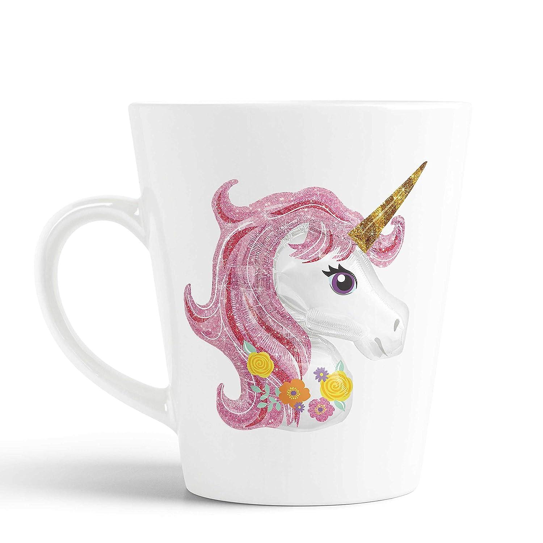 buy ikraft colorfull unicorn head mug quotes printed cute baby