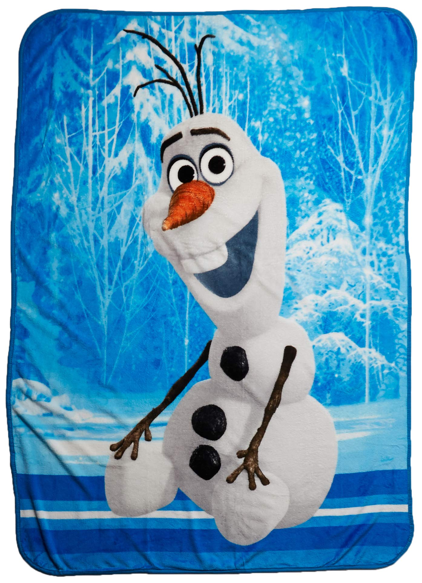 Disney Frozen Super Plush Throw 46″ x 60″