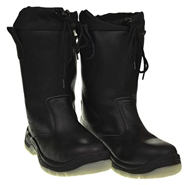 30f125ce0d8 Dunlop Men's Honey Rigger Boots Support System Safety Work Boots ...