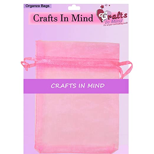 Bolsas de regalo de Organza por manualidades en mente | 11 x ...