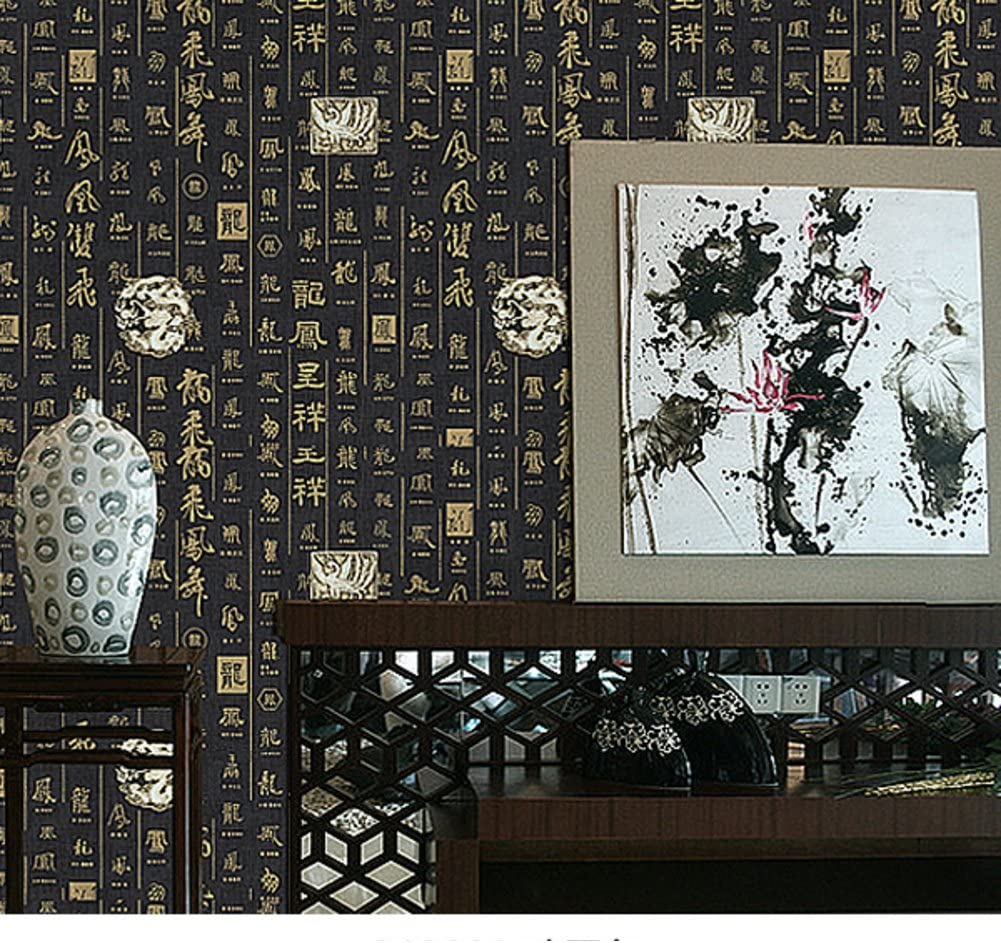 Dxg Fx Traditional Classic Art Wallpaper Texture Wall Wallpaper