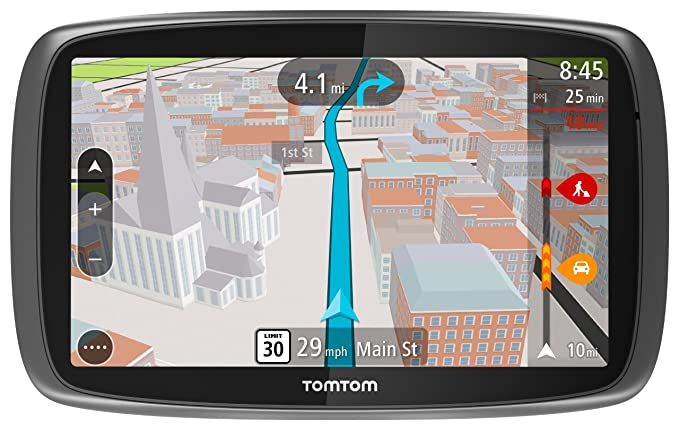 Amazon com: TomTom GO 600 Portable Vehicle GPS: Cell Phones