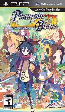 f46b31bf62 Amazon.com  Phantom Brave  Heroes of the Hermuda Triangle - Sony ...