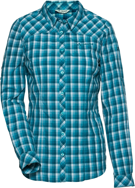 Vaude Wo Tacun LS Shirt t/ürkis