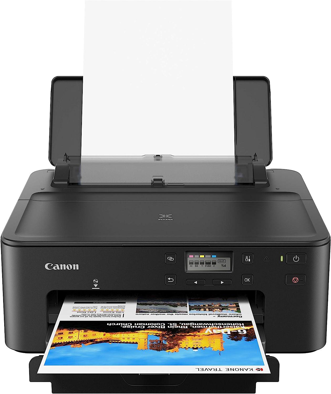 Canon PIXMA TS702 Wireless Single Function Printer   Mobile Printing with AirPrint(R), Google Cloud Print, and Mopria(R) Print Service, Amazon Dash Replenishment Ready