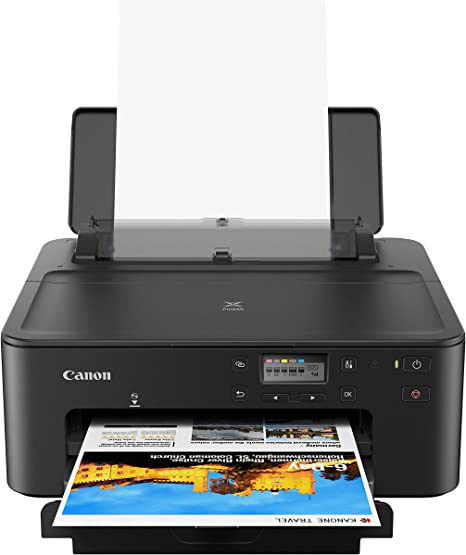 Amazon.com: Canon PIXMA TS702 - Impresora inalámbrica con ...