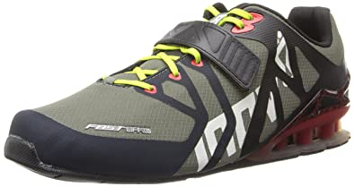 483a9848d215 Inov8 Fastlift 335 Weightlifting Shoes (Standard Fit)  Amazon.co.uk ...