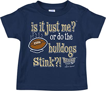 is It Just Me? Onesie Smack Apparel Georgia Tech Football Fans NB-18M or Toddler Tee 2T-4T