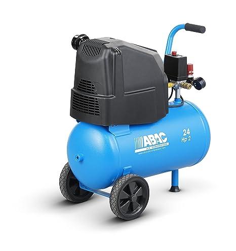 Compresor de pistón coaxial sin aceite ABAC 4116023461 Serie PRO Mod.: POLE POSITION O20P