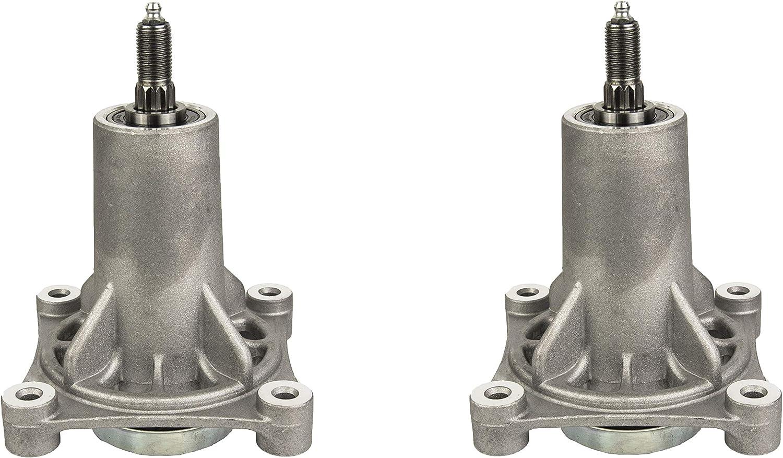 """2-Set Craftsman OEM Spindle Assembly 42/"""" 46/"""" 532187292 532192870 Mower Deck Part"""