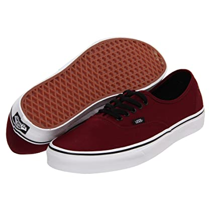 60011ab4243174 Vans Mens Authenic Lace Up Low Rise Casual Skate Shoes Plimsoll Sneakers