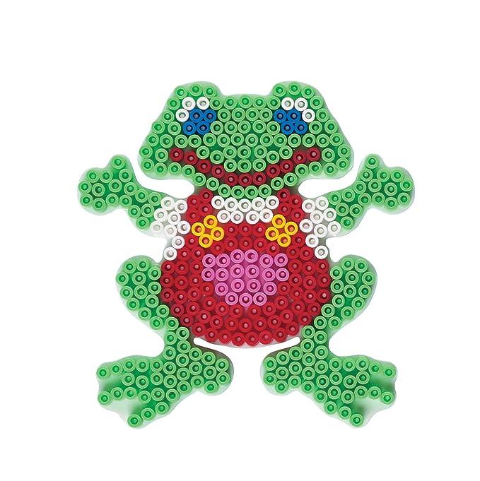 Hama Mosaico con rejilla (4555): Amazon.es: Juguetes y juegos