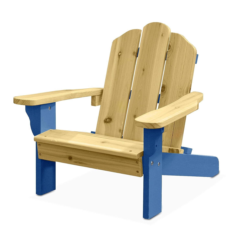 Heritage Kids Adirondack Kids Chair Blue