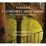 Vivaldi: The Farewell Concertos