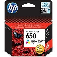 HP 650 Üç Renkli Mürekkep Kartuş CZ102AE