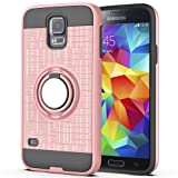 YmhxcY S5 Case,Galaxy S5 Phone Case with HD Screen