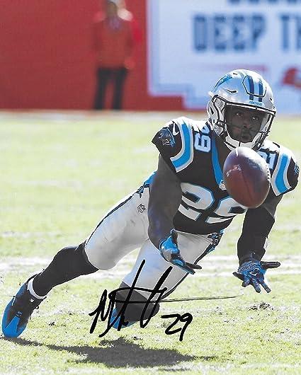d965560cb Mike Adams Carolina Panthers, Signed, Autographed, Football 8X10 ...