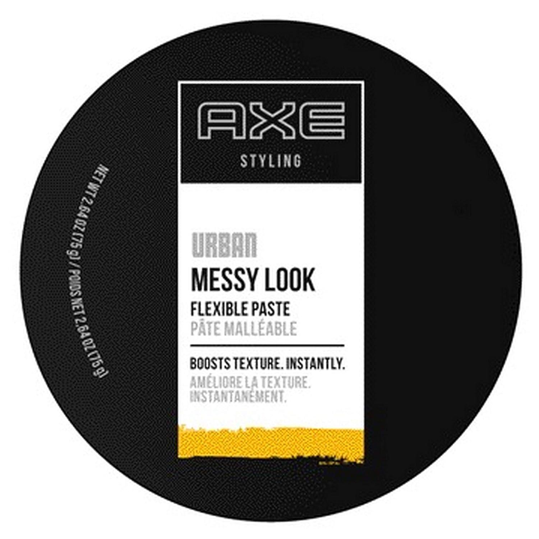 AXE Messy Look Hair Paste Flexible 2.64 ...