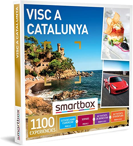 SMARTBOX - Caja Regalo - Visc a Catalunya - Idea de Regalo - 1 ...