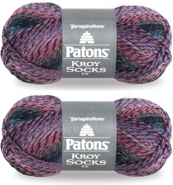 Patons Kroy Sock Yarn Various Colors New Price Per Skein
