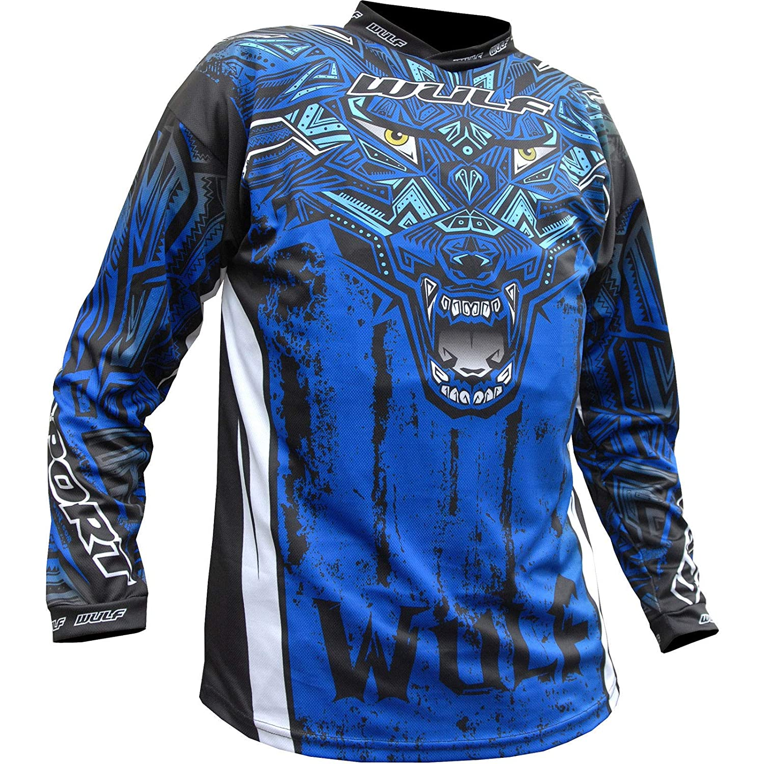 Shirt M /& Pants 32 Wulfsport AZTEC Motorbike Off Road Quad Adult MX Sports Jersey and Trouser Suit Motocross Clothing Black