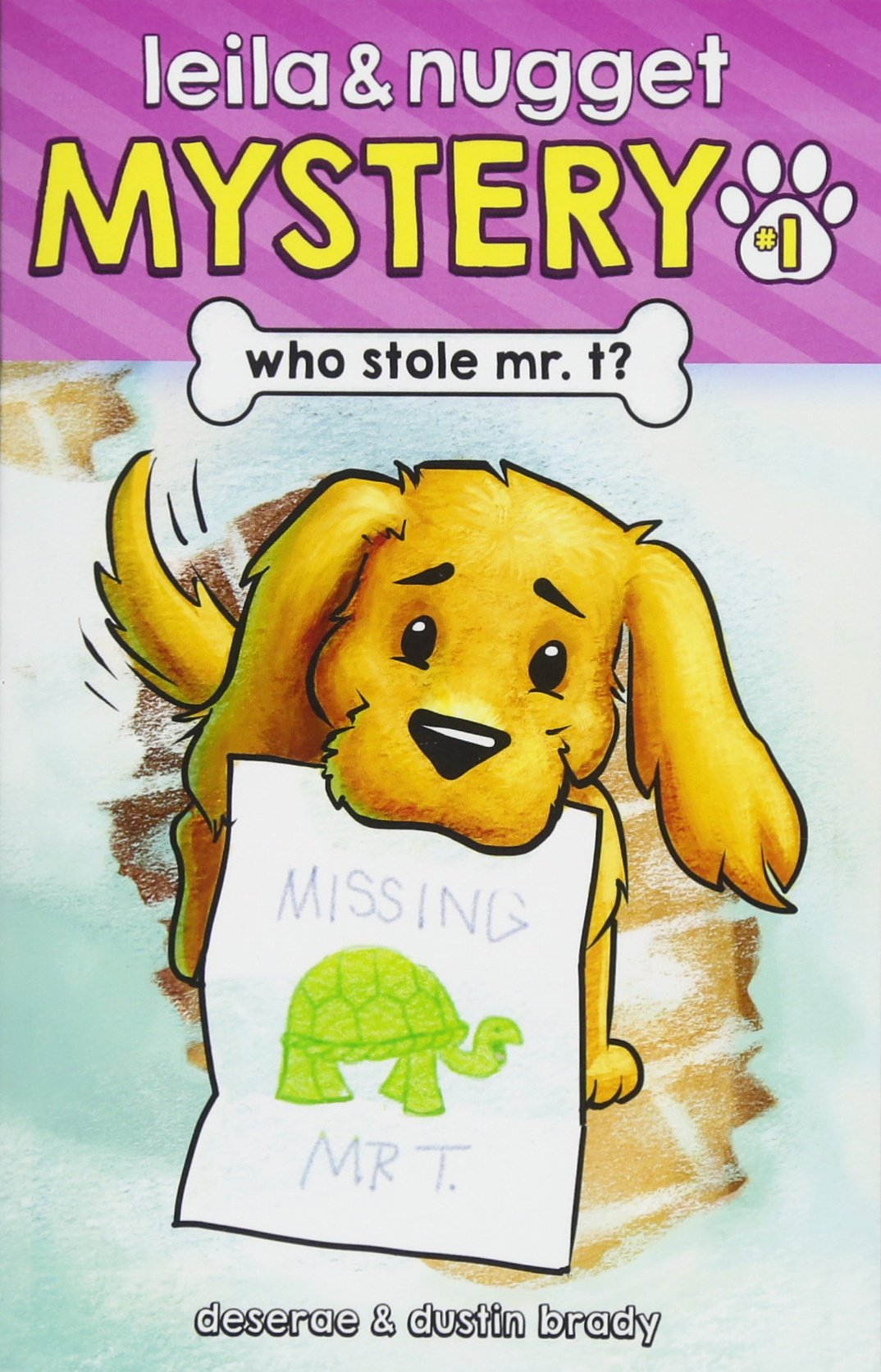 Download Who Stole Mr. T? (Leila and Nugget Mystery) (Volume 1) pdf epub