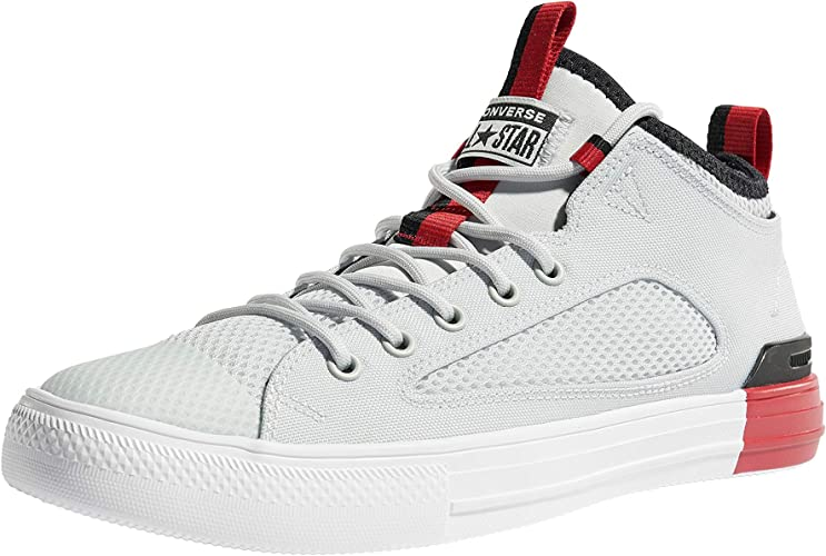 Converse CTAS Ultra Ox Vintage KhakiRiver Rock, Baskets Hautes Mixte Adulte