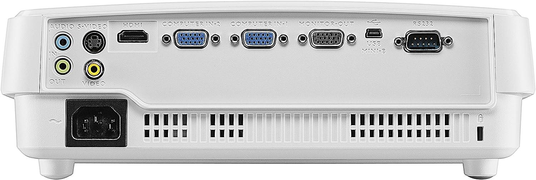 BenQ MW529 - Proyector DLP, Color Blanco: Amazon.es: Electrónica
