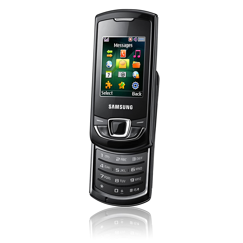 Samsung e1270 black price in india buy samsung e1270 black online on - Samsung E2550 Monte Slide Mobile Phone Dual Band 2 0 Inch Colour Tft 1 3mp Camera Mms Bt Fm Radio Black Amazon Co Uk Electronics
