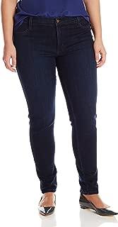 product image for James Jeans Women's Plus-Size Leggy Z Faux Legging Jean In Kensington