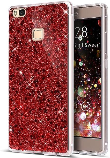 cover huawei p9 lite glitter