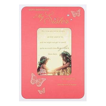 Amazon.com: Hallmark – Tarjeta de tarjeta de felicitación de ...