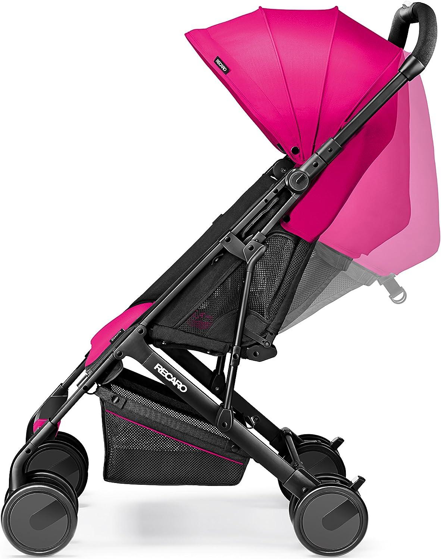 RECARO Poussette Easylife Pink Black Frame