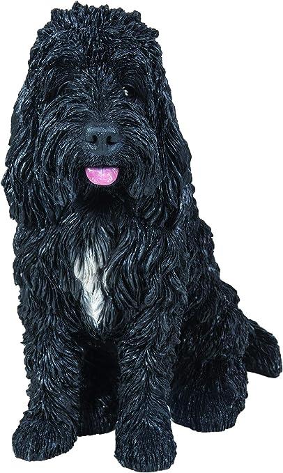 Vivid Arts Pet Pals Cockapoo en Forme de Chiot Noir