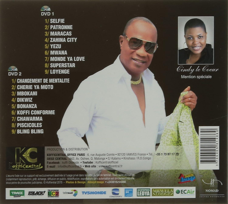 APOTRE OLOMIDE ALBUM TÉLÉCHARGER KOFFI 13