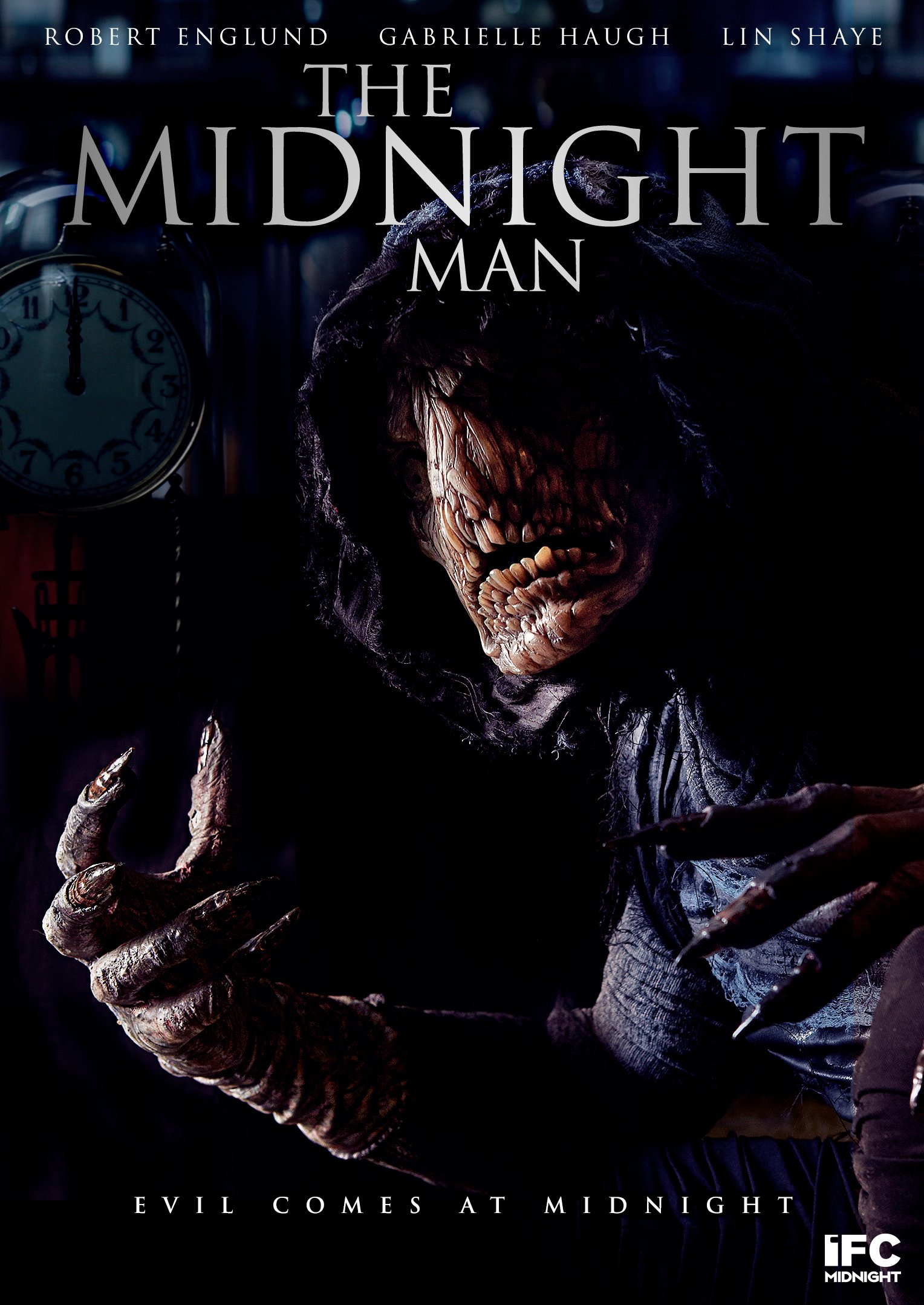 Book Cover: The Midnight Man