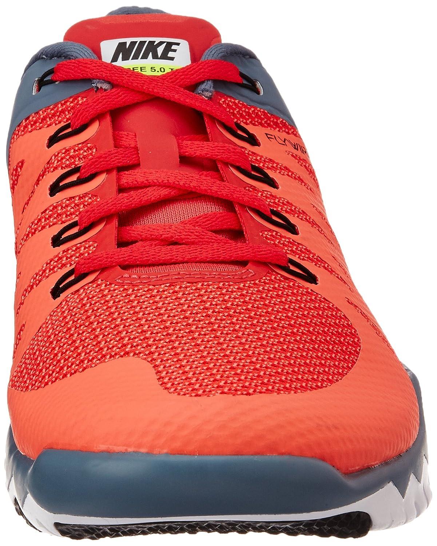 Nike Menns Gratis Trener 5,0 V6 Mesh Kryss Trenere Sko
