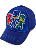 e4ae7bd0b14 PJ Masks Little Boys Character 3D Pop Baseball Cap
