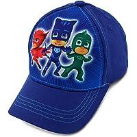 Disney Little Boys PJ Masks 3D Pop Cap, Blue, Age 4-7