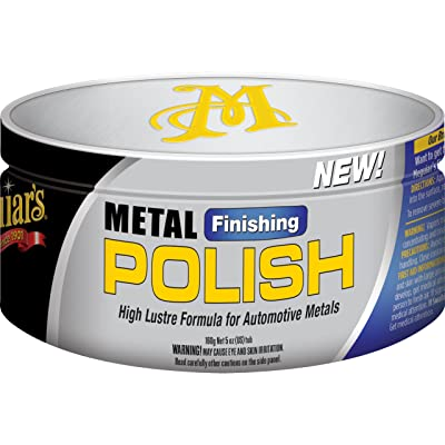 Meguiar's G15605 Metal Finishing Polish - 5 oz.: Automotive