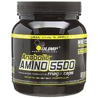 Olimp Anabolic Amino 5500 Mega Capsules - Pack of 400 Capsules