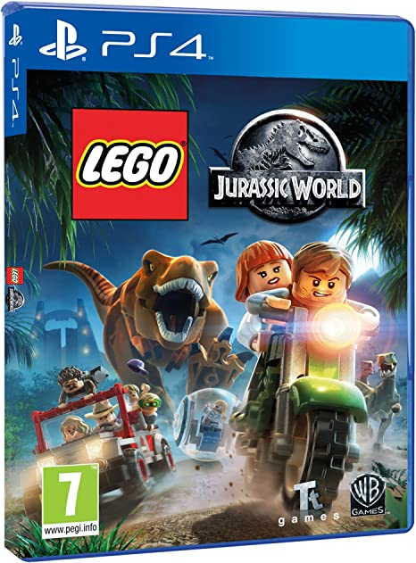 Lego Jurassic World: Amazon.es: Videojuegos